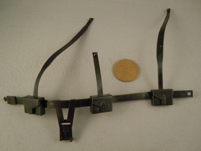 ACTION MAN 40th - FRENCH FOREIGN LEGION WEBBING / Belt with pouches